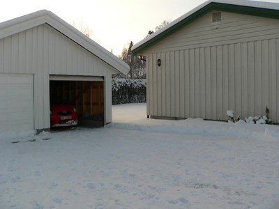 Garage, le 7 décembre 2008
